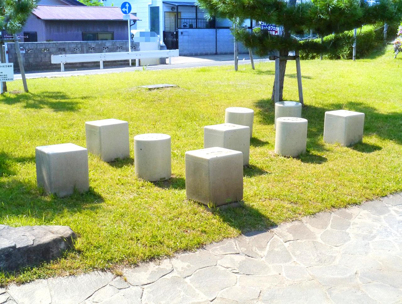 公園 遊具 庭