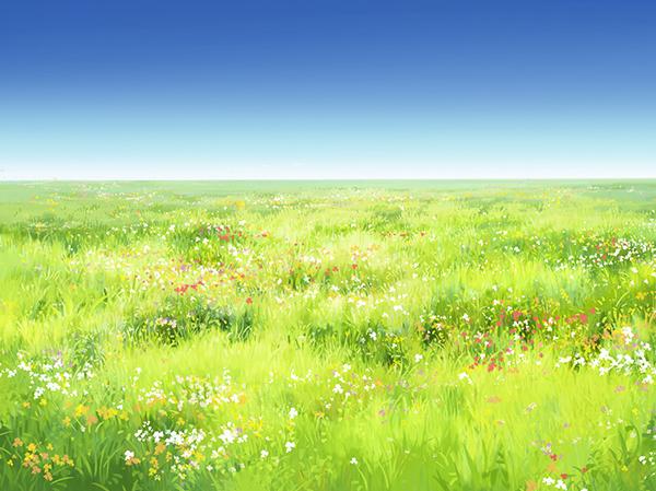 草原 花 荒野