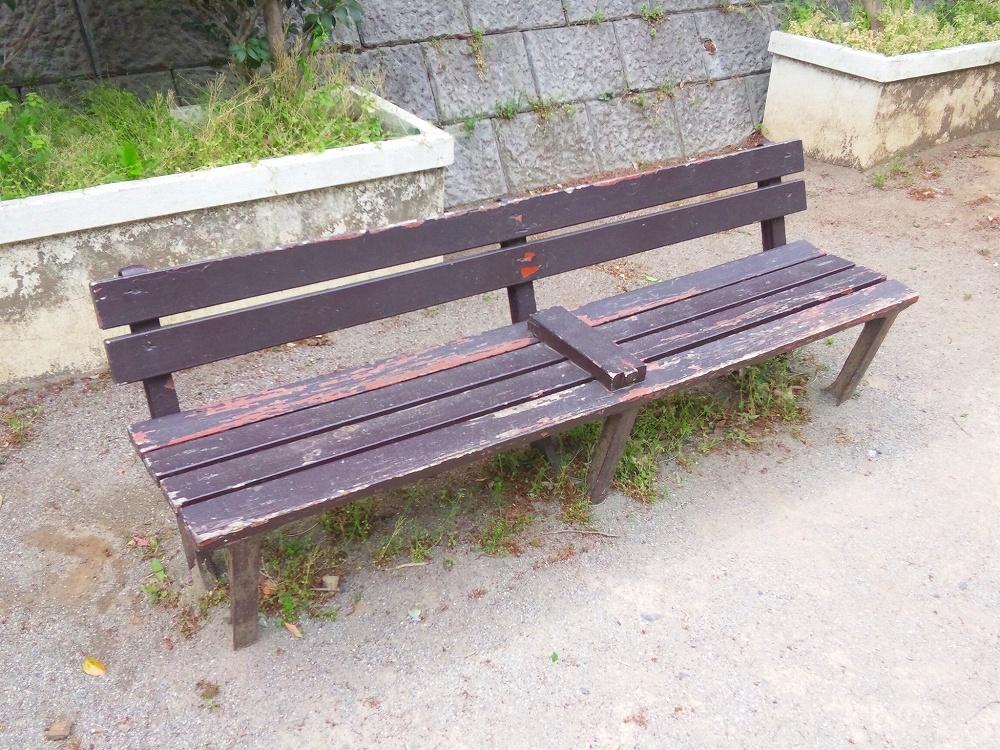 椅子 ベンチ