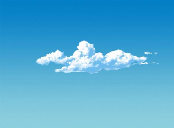 入道雲 描き方 基礎
